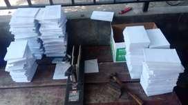 Buku, Nota, Kartu Nama, Undangan dan Peralatan Kantor