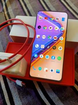 Oneplus good condition new and new mobile