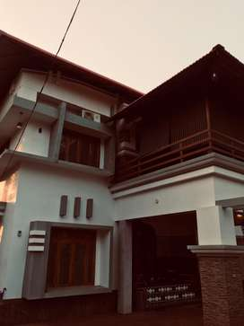 New fully furnished house in movvel . Pallikkare