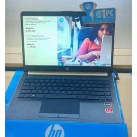 Kredit Laptop HP 14s DK00776AU Kredit Aja Yuk Sekarang Proses Express