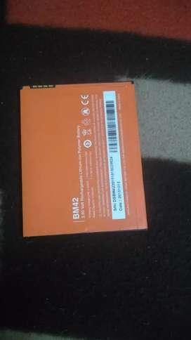 Mi original battery for xiaomi redmi note prime