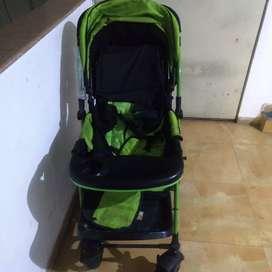 Babyhug Stroller