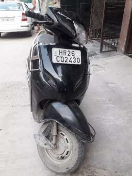 Honda Activa 3G 110 cc good condition good suspension