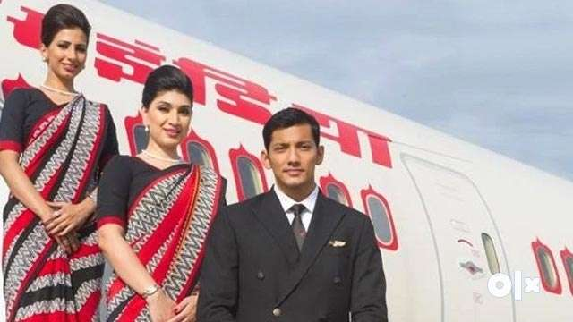 Need Ground Staff For Domestic & International Airlines 0