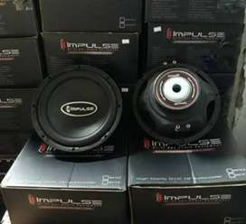 Subwoofer impluse 10 Inch New