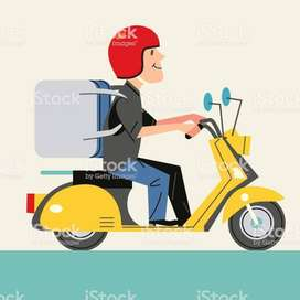 Urgent Opening For Delivery Boy Pune Magarpatta Location