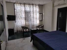 owner free fully furnished 2bhk flat in sector 70