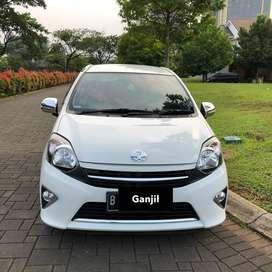 [Cash] Toyota Agya 1.0 G A/T 2016