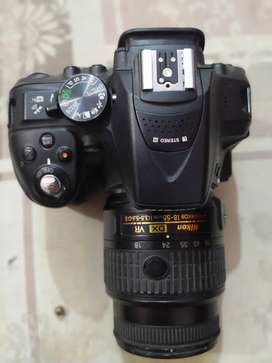 Nikon d5300 fresh condition orignal battery charger and 32gb Sd card