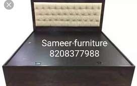 New modular bed 6.5x6 bed plywood and