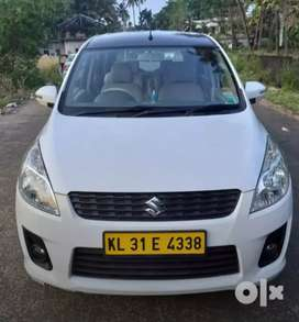 Uber attached Ertiga taxi car monthly rent