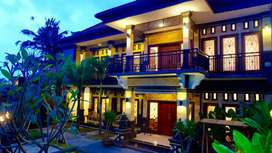 For Lease 5 bedrooms Villa at Ubud full furnished
