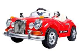 Toyhouse Classic Car 6V Rechargeable Battery Operated Ride On