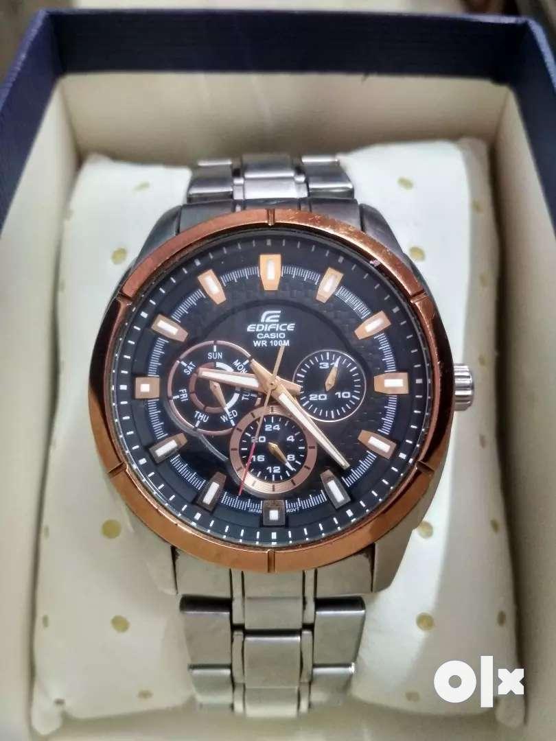 Casio Edifice EF327D1A2VDF wrist watch 0