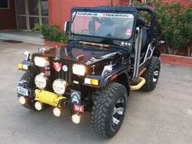 Punjab jeep modified BALWINDER Motors works