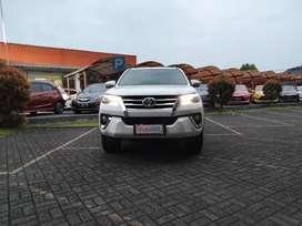 Toyota Fortuner Vrz Diesel Th 2016 bs tt pajero