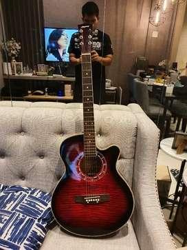 Gitar Akustik Elektrik Legacy