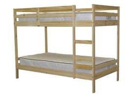 Kids wooden Stylish Bunk Bed