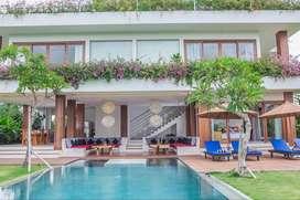 Sewa Harian dan Bulanan Villa Modern di Canggu Bali - BVI34241