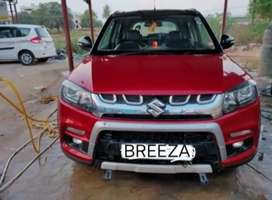 2280/Day Breeza For Self Drive Car Rental