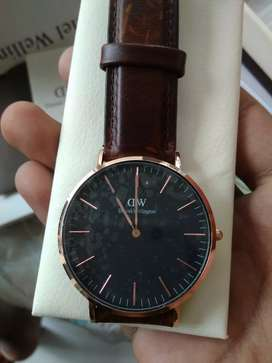 Daniel Wellington Original New BU!