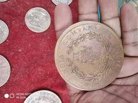 Coin presious