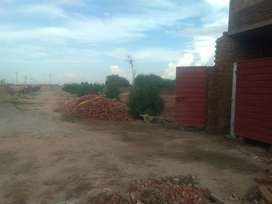 5 Marla Plot For Sale In Fatima jinnah town Near E Block vehari Road