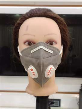 Mask with 2 filter respirator N95 Masks
