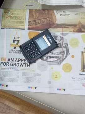 %mobile credit /debit card swiping machine///??