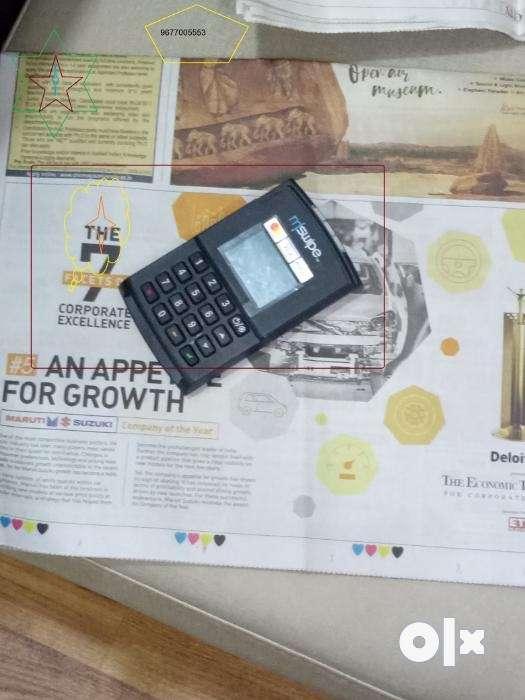 %mobile credit /debit card swiping machine///?? 0