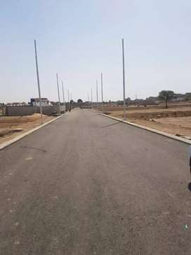500 Square Yards Plot For Rent For WearHouse At Azeem Khan Ghot