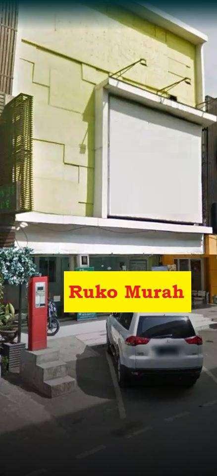 Jrg Ada: Ruko gandeng Boulevard Raya Kelapa Gading Lt. 9x15m 3 Tingkat 0