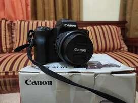 Di jual kamera eos m50 lengkap