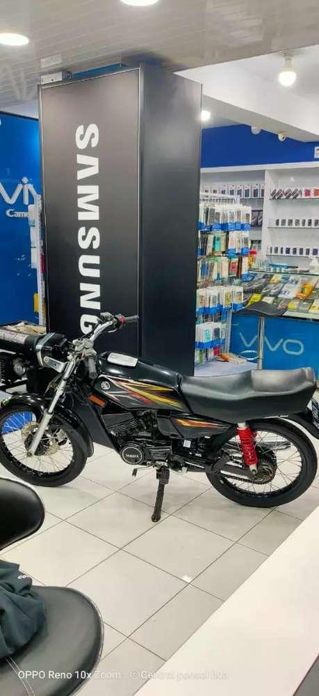Yamaha rx king 2004 masih original kondisi mulus