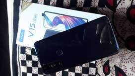 Vivo v15 With warranty and bill box best condition