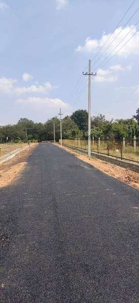Well developed DTCP approved sites in Mysore,Near Elavala