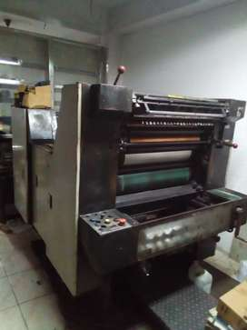 PO25 Offset printing machine