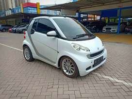 Smart Fortwo passion Cabriolet th 2010