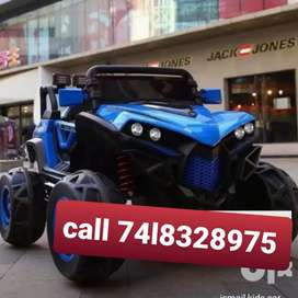 Kids driving jeep battery operated kids CARS BIKES toys