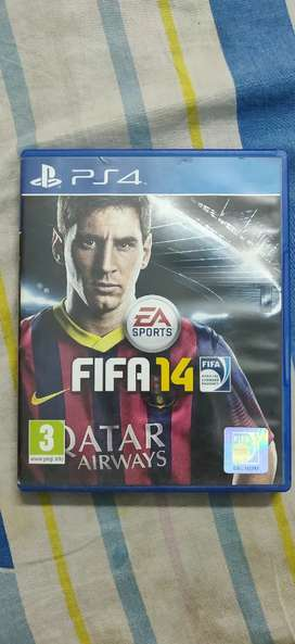 Fifa 14 PS4(exchange available)