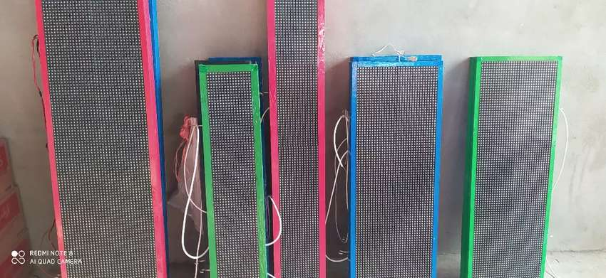 Led Advertisement boards for businesses 0