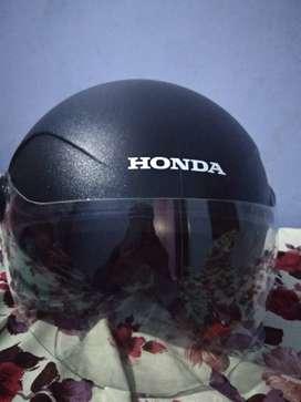 Honda steelbird helmet