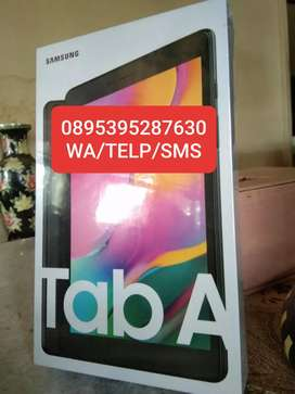 THE BEST PROMO RESMI SAMSUNG TAB A 8inch with S pen RAM 3/32gb Black
