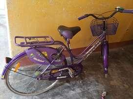 Ladies bicycle model 2019