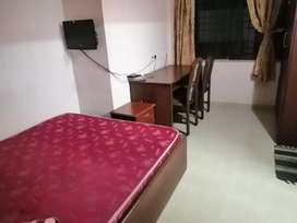 FULLY FURNISHED STUDIO APARTMENT FOR RENT AT VAZHAKALA