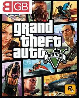 Backup steam GTA V