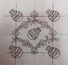 I need Textile Design Sketcher