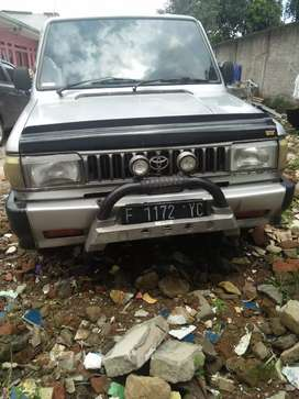 Just kijang rover