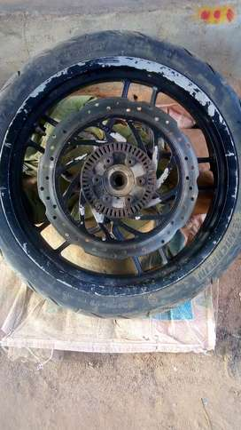 Rs 200 front wheel for abs