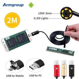 Endoscope digicam scare away humans as a result, your Scope will do th